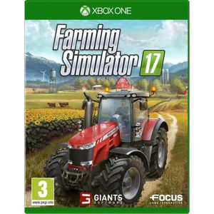 JEU XBOX ONE Farming Simulator 2017 Jeu Xbox One