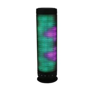 ENCEINTES LED sans fil Bluetooth haut-parleurs Salut-Fi port