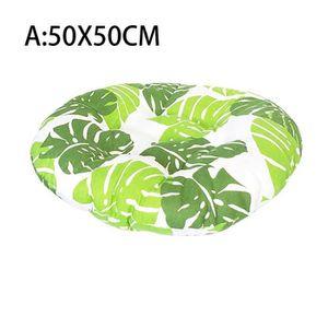 1Pcs Coussin Rembourr/é Galette de Chaise Carr/é D/écoratif Doux et Confortable pour Maison Bureau 40x40CM Fablcrew