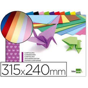 BLOC NOTE Feuilles De Papier Cartonné A4+ 240 X 315 mm, Coul