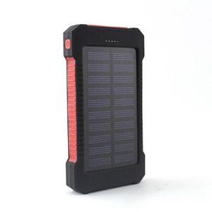 BATTERIE EXTERNE RUILIN®50000mAh Batterie solaire portable Batterie