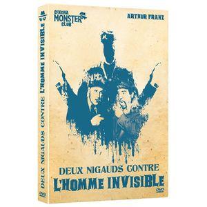 DVD FILM Deux nigauds contre l'homme invisible