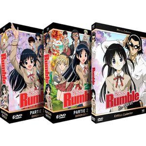 DVD SÉRIE School Rumble - Intégrale (Série TV + 2 OAV) - Pac