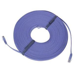 CÂBLE RÉSEAU  30 metres de long Cable de reseau RJ45 male a male