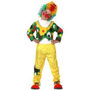 DÉGUISEMENT - PANOPLIE Déguisement Clown enfant taille 3-4 ans