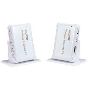 Récepteur audio Amplificateur Sans Fil HDMI 1080P Transmetteur Aud