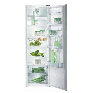RÉFRIGÉRATEUR CLASSIQUE GORENJE RI4181BW Réfrigérateur 1 porte intégrable