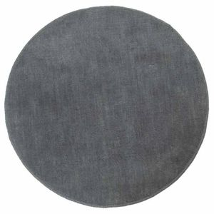 tapis rond gris achat vente tapis rond gris pas cher cdiscount. Black Bedroom Furniture Sets. Home Design Ideas
