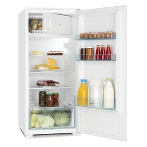 RÉFRIGÉRATEUR CLASSIQUE Klarstein Coolzone 186 - Réfrigérateur encastrable