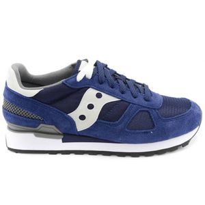 BASKET Saucony Basket homme Shadow S2108-668 Blue-Grey T.