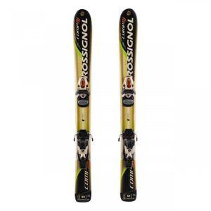 SKI Ski junior Rossignol Comp 9J + fixations
