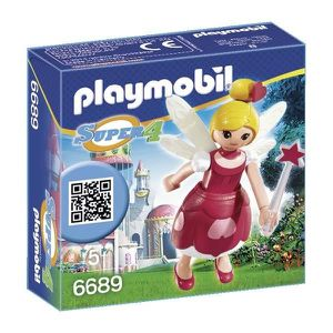 UNIVERS MINIATURE PLAYMOBIL 6689 Super4 Fée Lorella