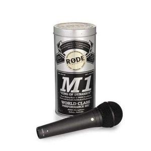 MICROPHONE Rode M1 Microphone dynamique