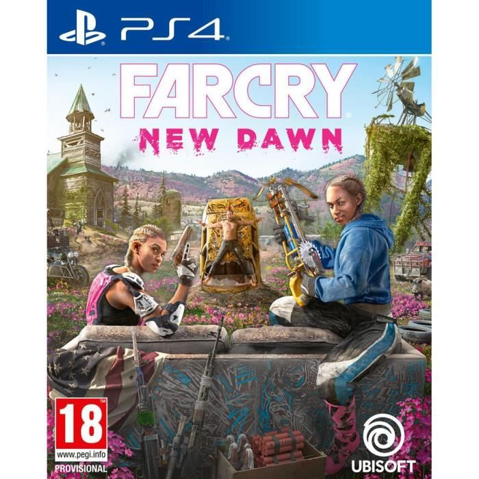Far Cry New Dawn Jeu PS4