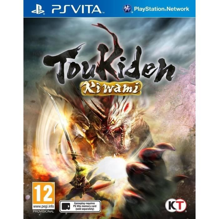 Toukiden Kiwami Jeu PS Vita
