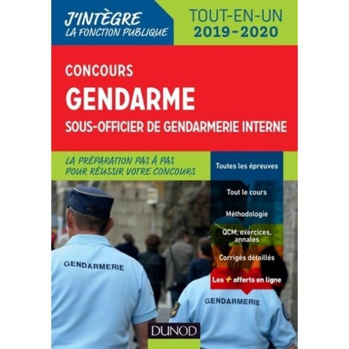 Sous Officier Gendarmerie