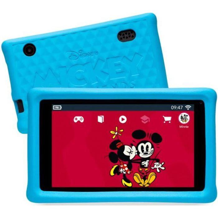 Tablette enfants Disney Mickey Pebble Gear