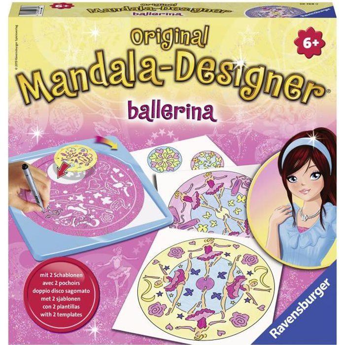 Mandala - midi - Ballerina