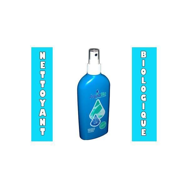 AQUABIO Spray nettoyant spécial vinyle pour lit à eau 140 mL