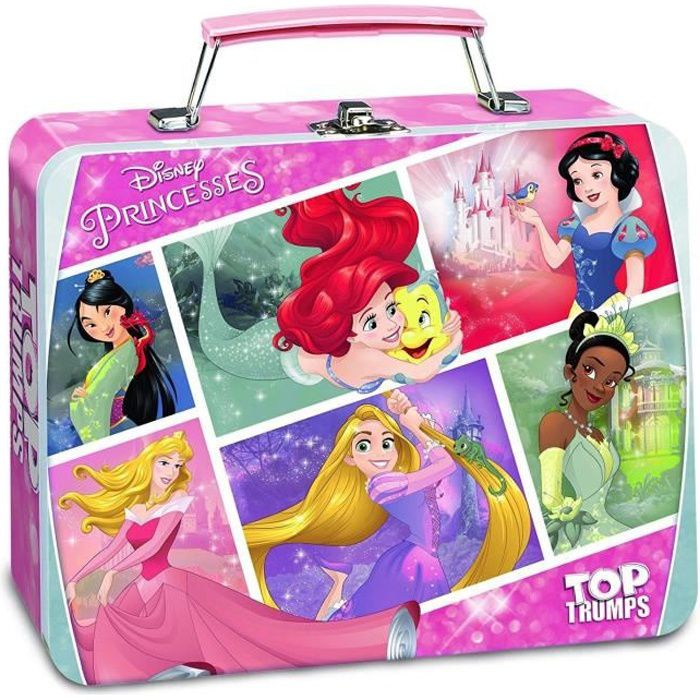 DISNEY PRINCESSES Coffret Collector