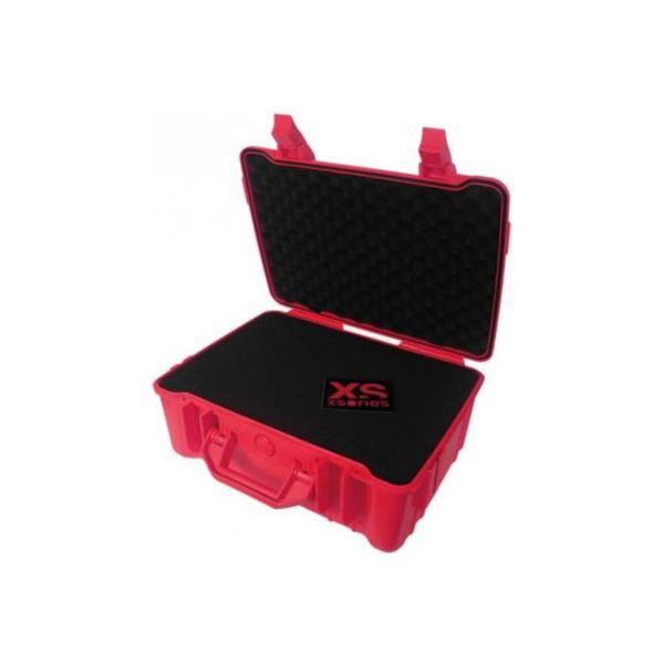 XSORIES Malette de Transport Black Box pour GoPro - Rouge