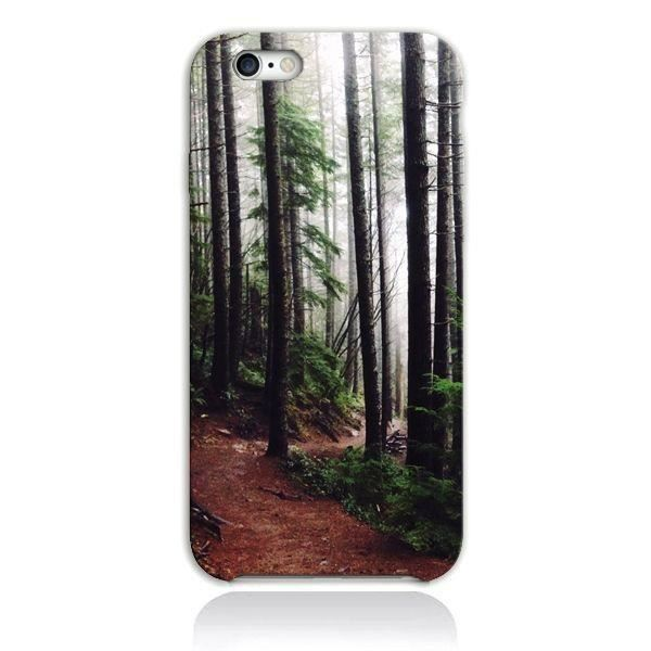 coque iphone 8 foret