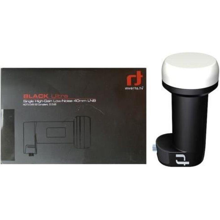 Inverto IDLB-QUDL Black Ultra Quad LNB