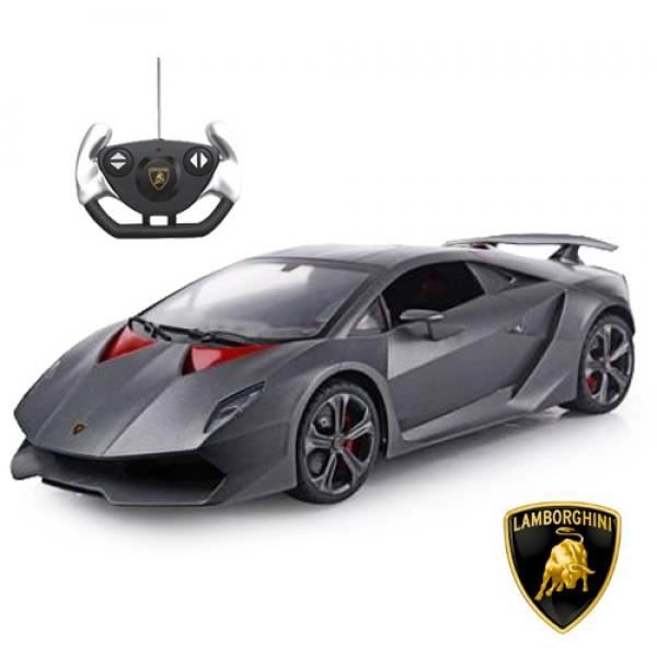 voiture t l command e lamborghini sesto elemento 9990877336689 achat vente voiture enfant. Black Bedroom Furniture Sets. Home Design Ideas