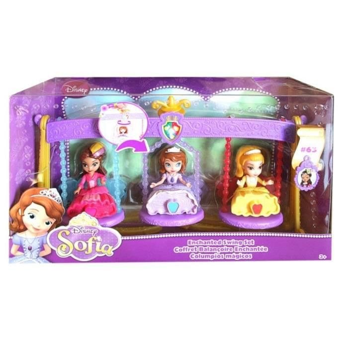 mini princesse disney figurine achat vente jeux et. Black Bedroom Furniture Sets. Home Design Ideas