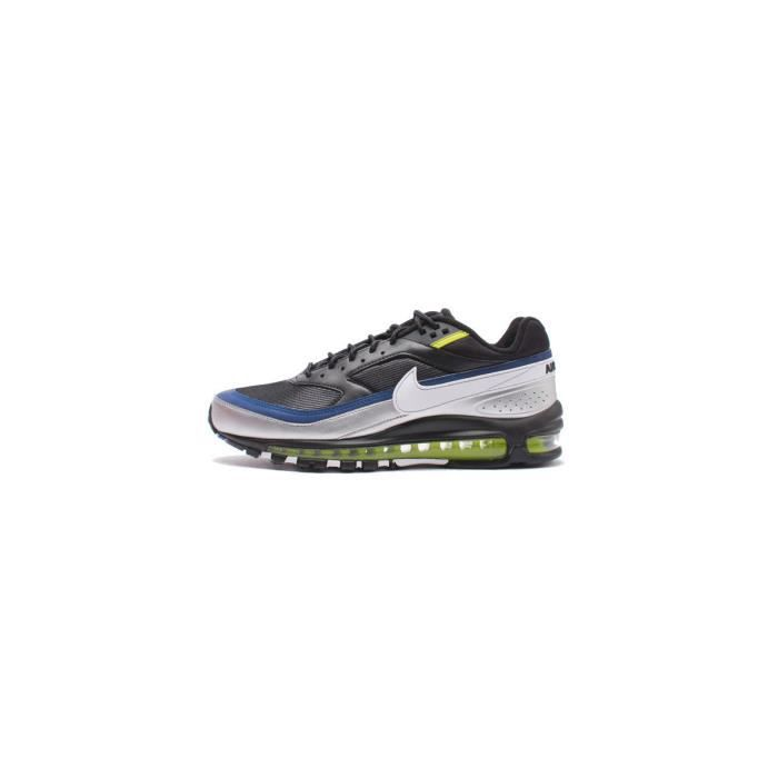 on feet images of the sale of shoes recognized brands Basket Nike AIR MAX 97-BW - AO2406-003 Noir - Achat / Vente basket ...