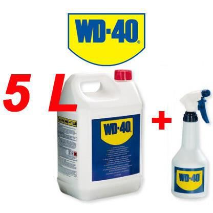wd40 bidon 5 l pulv d grippant nettoyant wd 40 achat vente lubrifiant moteur wd40 bidon 5. Black Bedroom Furniture Sets. Home Design Ideas