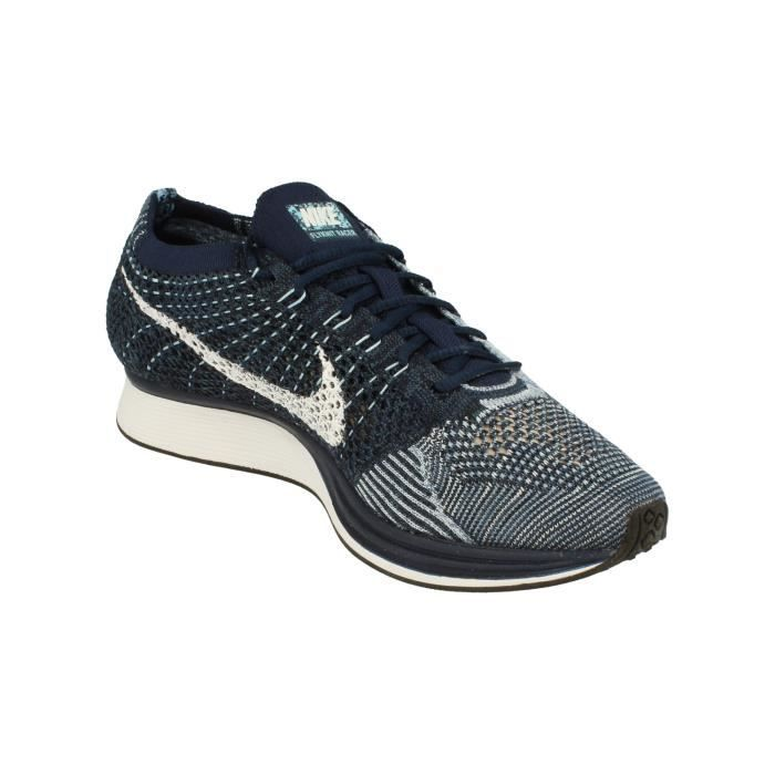 Nike Flyknit Racer Hommes Running Trainers 862713 Sneakers Chaussures 401 XXp24J