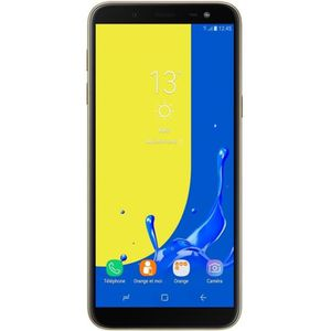 SMARTPHONE Samsung Galaxy J6 Or
