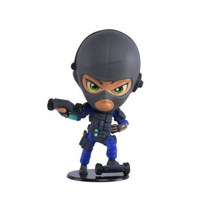 FIGURINE - PERSONNAGE Figurine Chibi Six Collection: Twitch