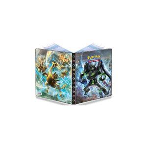 CARTE A COLLECTIONNER Portfolio A4 Pokemon : Impacte Des Destins - Cahie