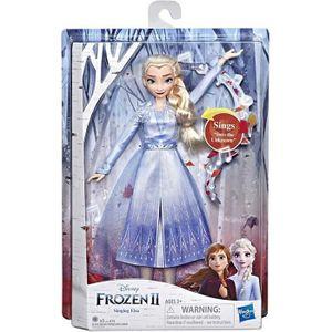 POUPÉE Poupée interactive Elsa poupée qui chante (un jard