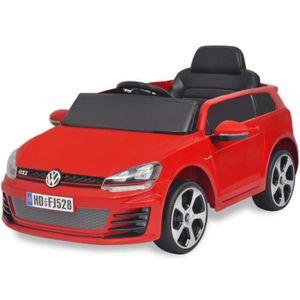 VOITURE ELECTRIQUE ENFANT Voiture de course avec télécommande VW Golf GTI 7