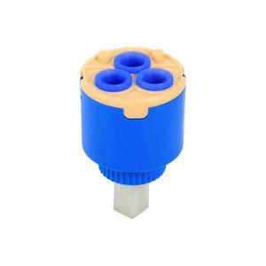 ROBINET DE RÉGULATION Robinet en plastique de mélangeur d'eau et cartouc