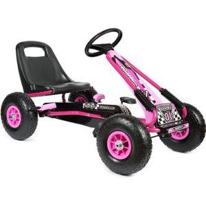QUAD - KART - BUGGY bopster - Karting Go-Kart à pédales d'extérieur av