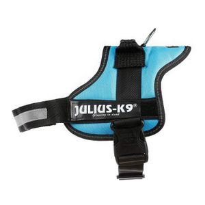 HARNAIS ANIMAL Julius-K9, 162AM0, Powerharness, Taille: 0, Aquama