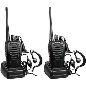 TALKIE-WALKIE 2 Pcs Baofeng BF-888S Talkie-walkie Rechargeable U