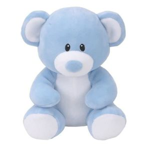 PELUCHE TY - Baby TY Peluche Lullaby l'Ours Bleu 40 cm - T