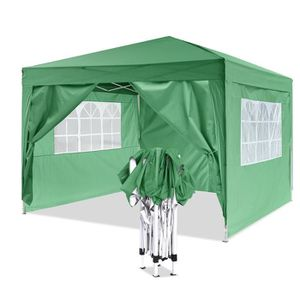 TONNELLE - BARNUM Tente de réception pliante 3 x 3m auvent pour Camp