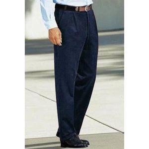 Pantalon velours homme - Achat / Vente pas