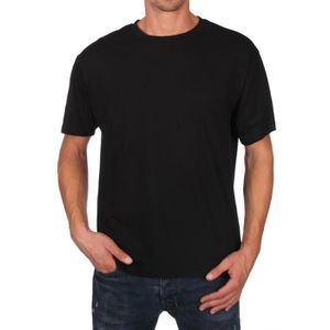 T-SHIRT Tee-shirt Homme col rond uni BASIC TEE 7629a151fabf
