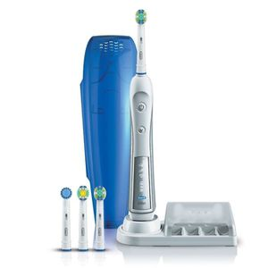 BRAUN TRIUMPH TOOTHBRUSH OWNERS MANUAL