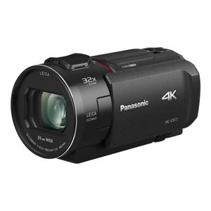 CAMÉSCOPE NUMÉRIQUE Panasonic HC-VX11 Caméscope 4K - 25 pi-s 8.57 MP 2