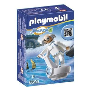 UNIVERS MINIATURE PLAYMOBIL 6690 Super4 Docteur X