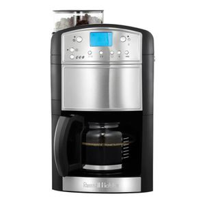 cafeti res filtre russell hobbs achat vente pas cher cdiscount. Black Bedroom Furniture Sets. Home Design Ideas