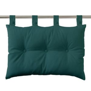 COUSSIN TODAY Coussin tête de lit 100% coton - 50 x 70 cm